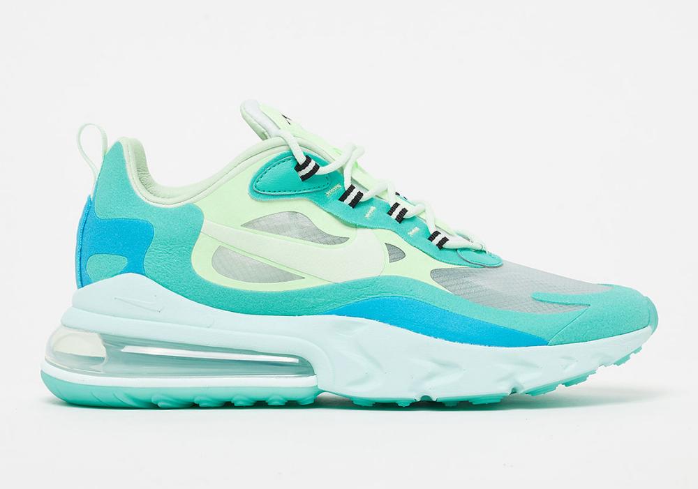 Nike Air Max 270 React in blau AO4971 301 | Sneaker trend