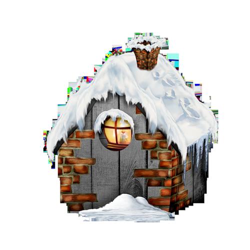 NATALI — «Scrap kit Painted Christmas» на Яндекс.Фотках