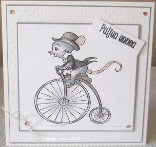 Kaijan-arkea: Henry pyöräilee!