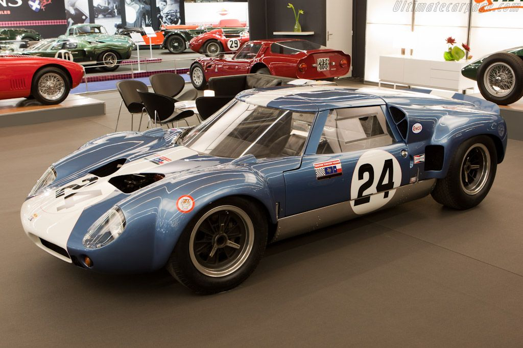Lola Cars | Lola Race Car | FORD GT40 | Pinterest | Cars, Ford and ...