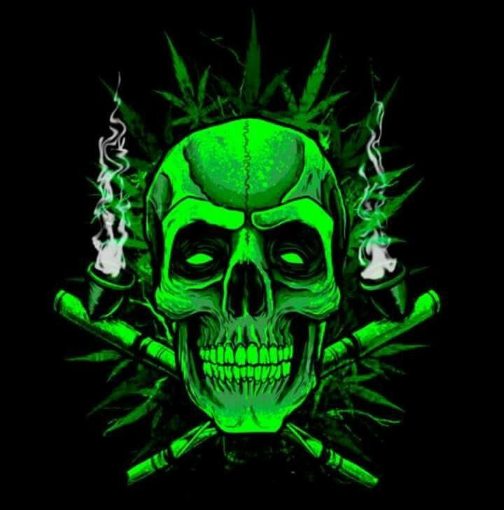 Skull Art Image By Todd Mcgranahan On Zombie Monster Skull