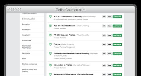 Online College Courses 2014 S Top Online Classes Courses Online College Courses College Courses Online College