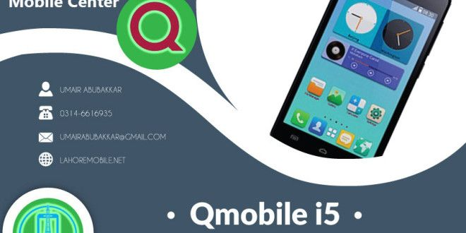 Qmobile i5 Flash File PreRooted 100% Tested Scatter | Mobile