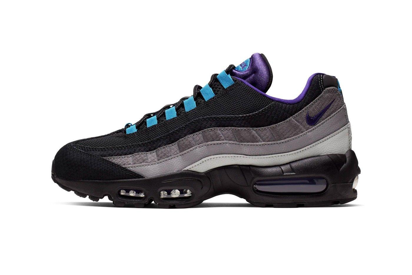 Nike Air Max 95 blu