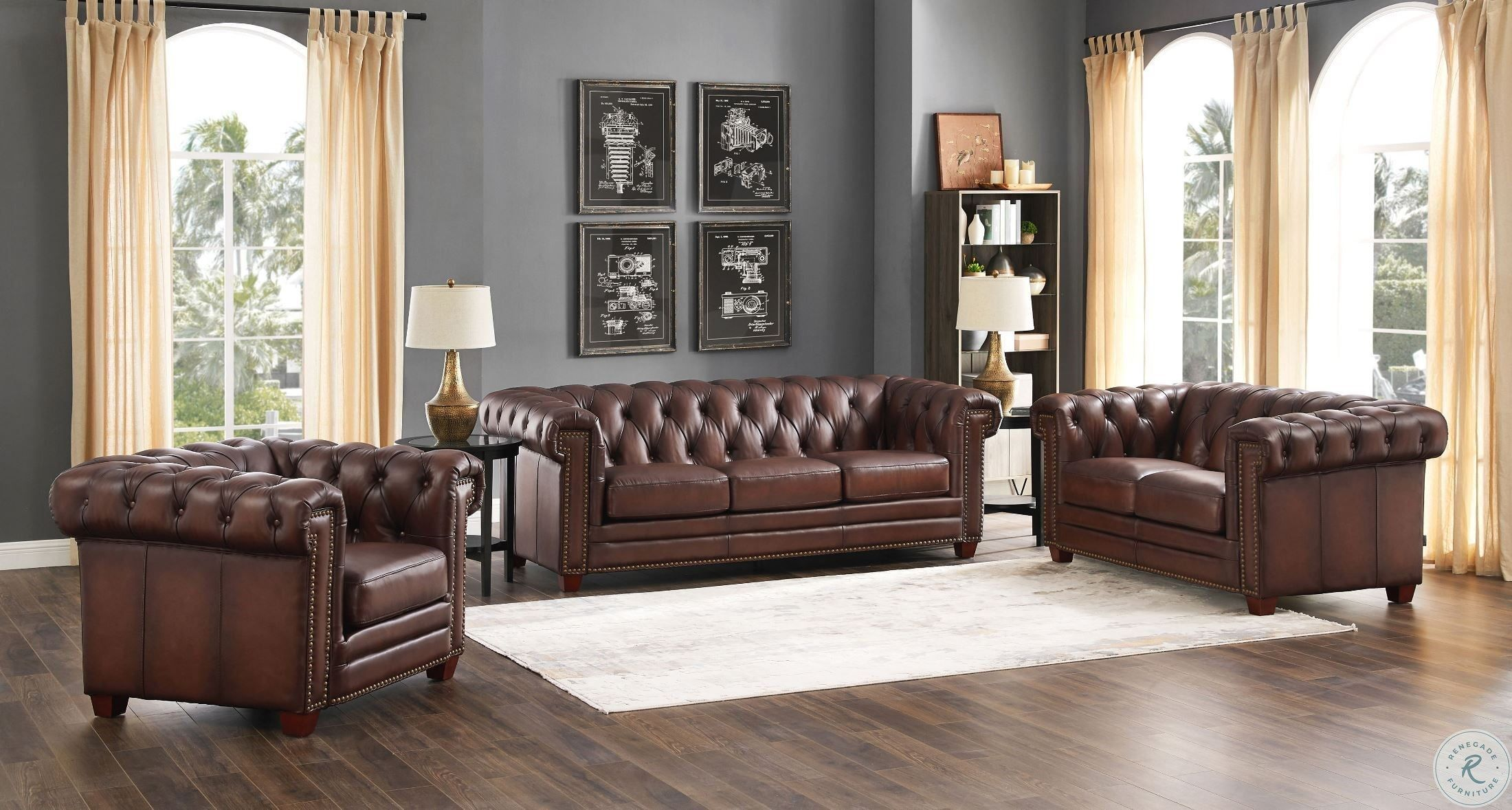 Monaco Pearl White Leather Sofa In 2021 Living Room Leather Leather Living Room Set Living Room Sets Real leather living room sets