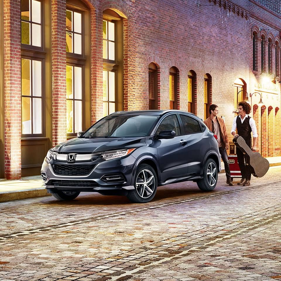 The Versatile And Spacious New 2019 Honda Hr V Was Built For Good Times So Gather Some Friends And Hit The Road Car Goals New Cars Honda Hrv