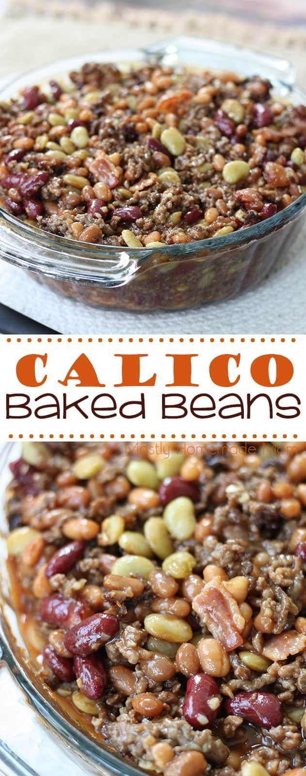 Calico Beans images