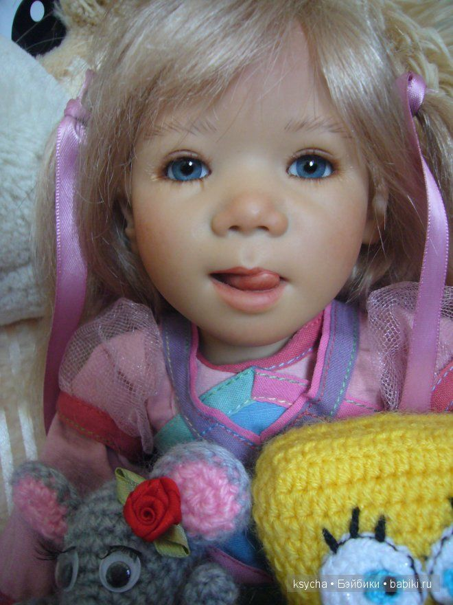 Our Lotta by Annett Himstedt / Collectible Doll Annette Himstedt / Beybiki. Photo Dolls. Clothes for dolls
