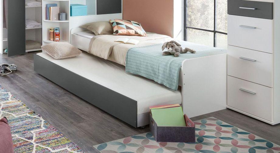 Jugendbett Facundo Bett Mit Schubladen Bett Haus Deko