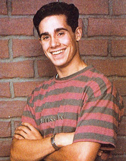 Celebrity Yearbook Pics Freddie Prinze Celebrities Celebrities Then And Now