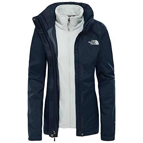 separation shoes 614a7 b4c29 THE NORTH FACE Women's Evolve Ii Triclimate Jacket | Women ...