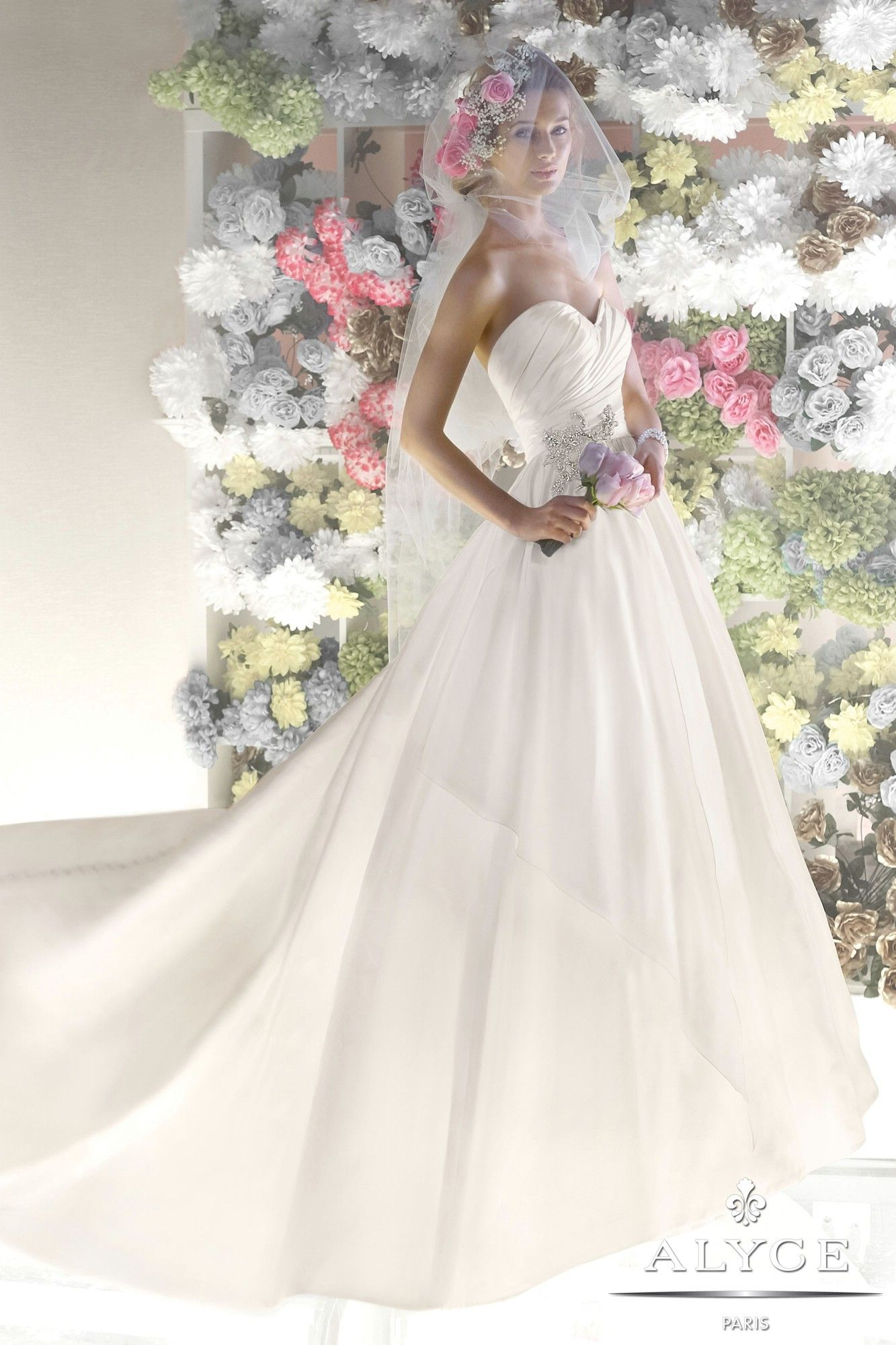 Claudine wedding dresses style wedding