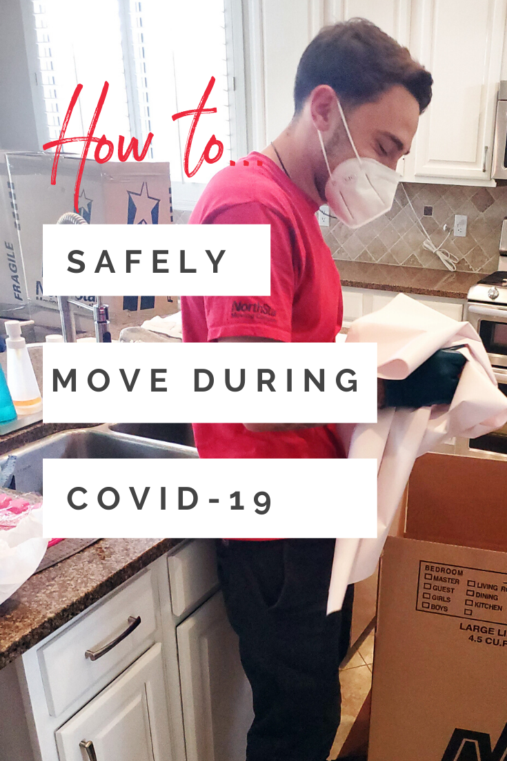 Our top tips for moving during COVID-19 to protect your family and belongings.