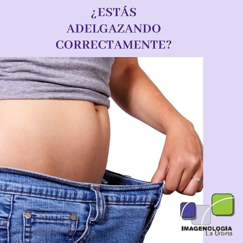 Estas a dieta y has perdido peso pero ¿estás adelgazando correctamente? La Densitometría de cuerpo c...