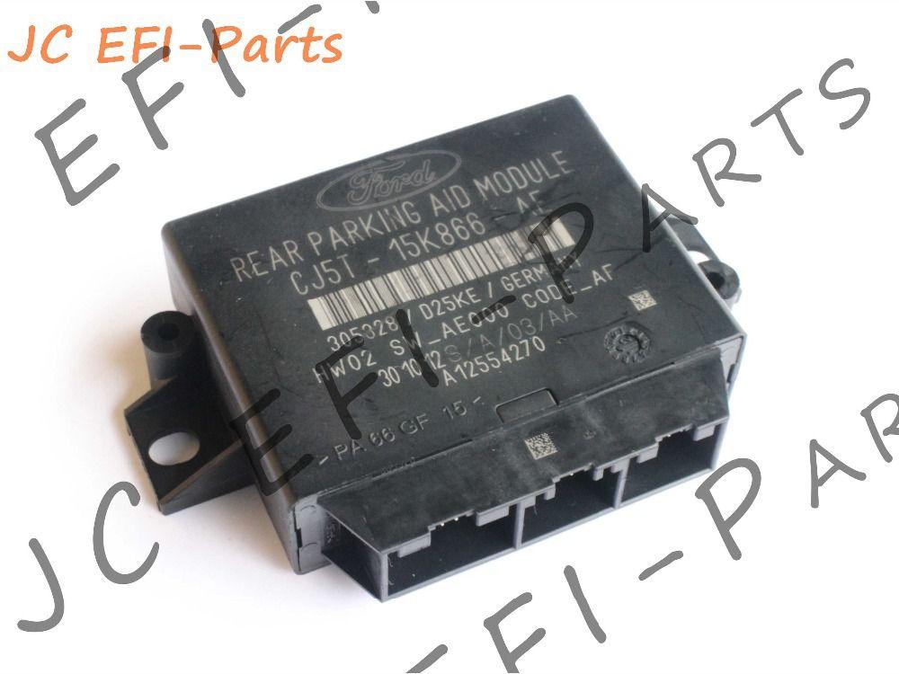 Cj5t 15k866 Ae Parking Sensor Module For Ford Sensor