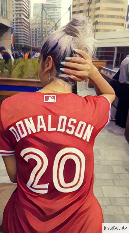 Red blue jays jersey josh Donaldson
