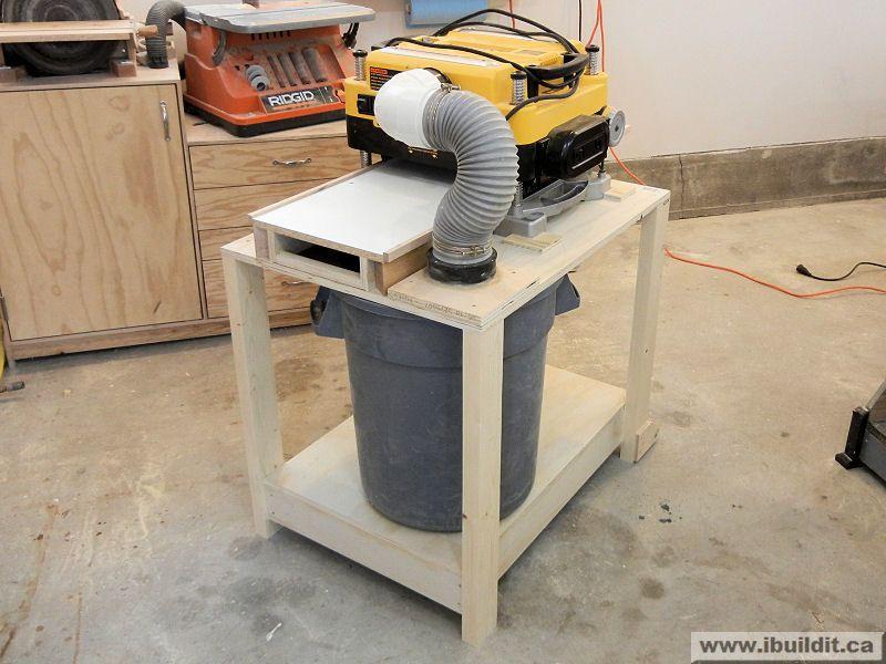 Mobile Planer Stand for DeWalt DW735 | Tools, Shop & Garage