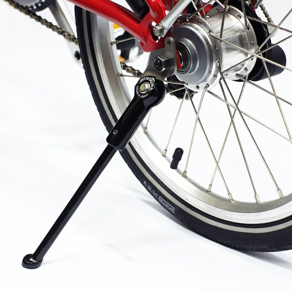 One Of The Kickstands Specially Made For Brompton Bikes Handy