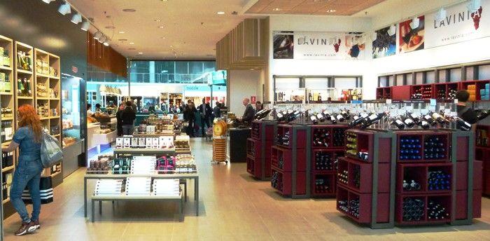 Lavinia despega en la T4 de Madrid con dos nuevas tiendas http://www.vinetur.com/2014020714498/lavinia-despega-en-la-t4-de-madrid-con-dos-nuevas-tiendas.html