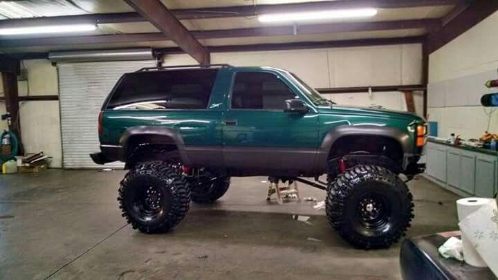 2dr Tahoe Chevy Trucks Chevy Tahoe Trucks
