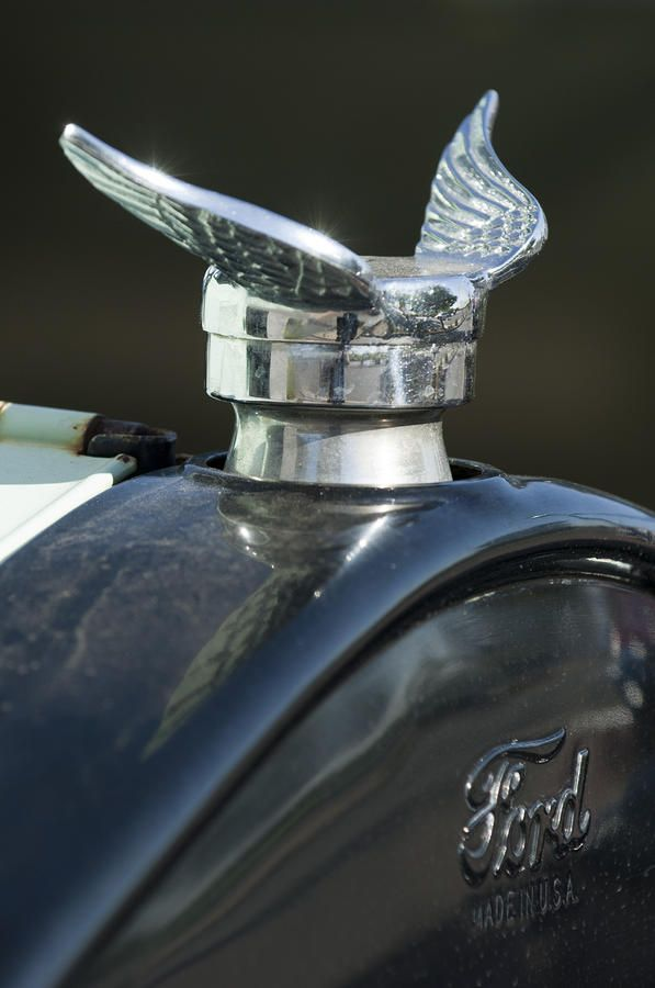 ford model t radiator badge