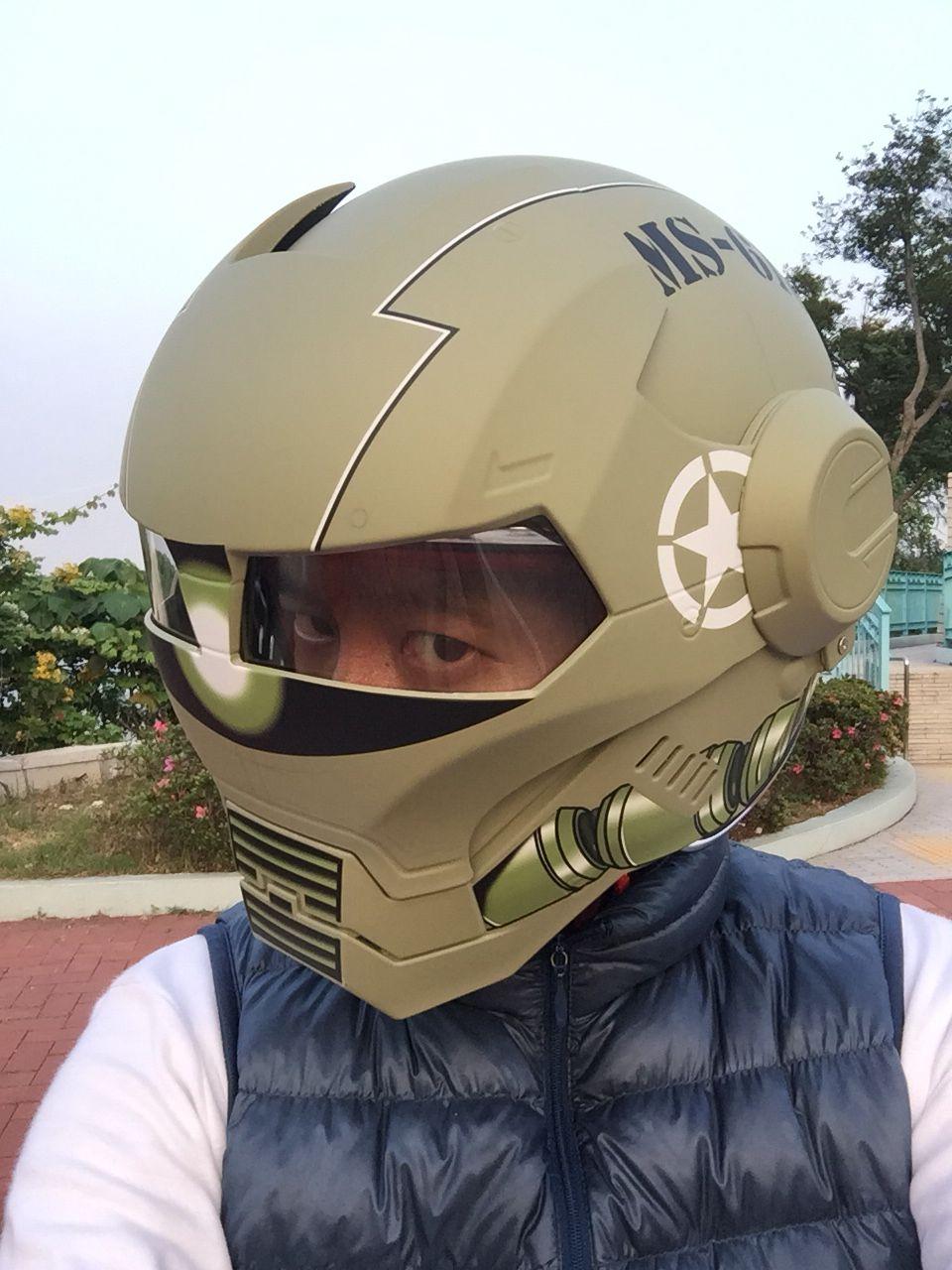zaku gundam masei 610 helmet motorcycle lids pinterest