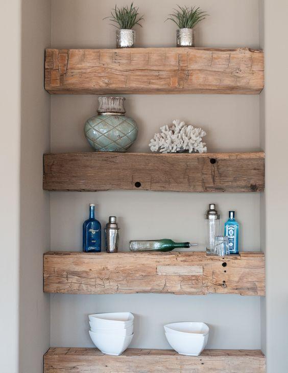 Schap badkamer 9x inspiratie voor een rustiek interieur - Roomed ...