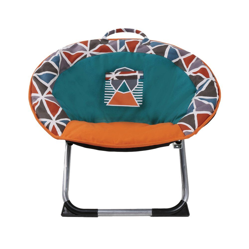 Cool Decdeal Folding Pets Mini Saucer Moon Chair Soft Durable Caraccident5 Cool Chair Designs And Ideas Caraccident5Info