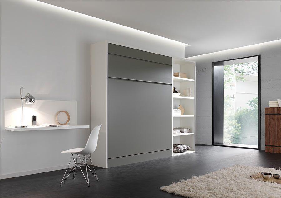 Wall Bed 3 Designs De Quarto Quartos Pequenos Casas