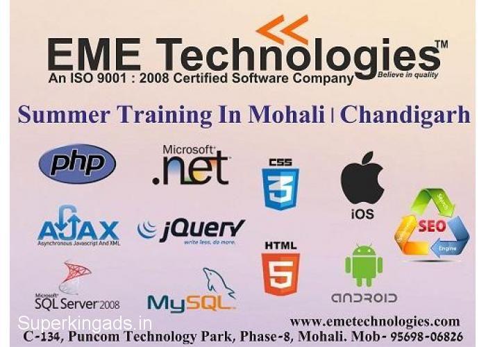 Certifications & Training Mohali, SEO training in Chandigarh, Mohali ...