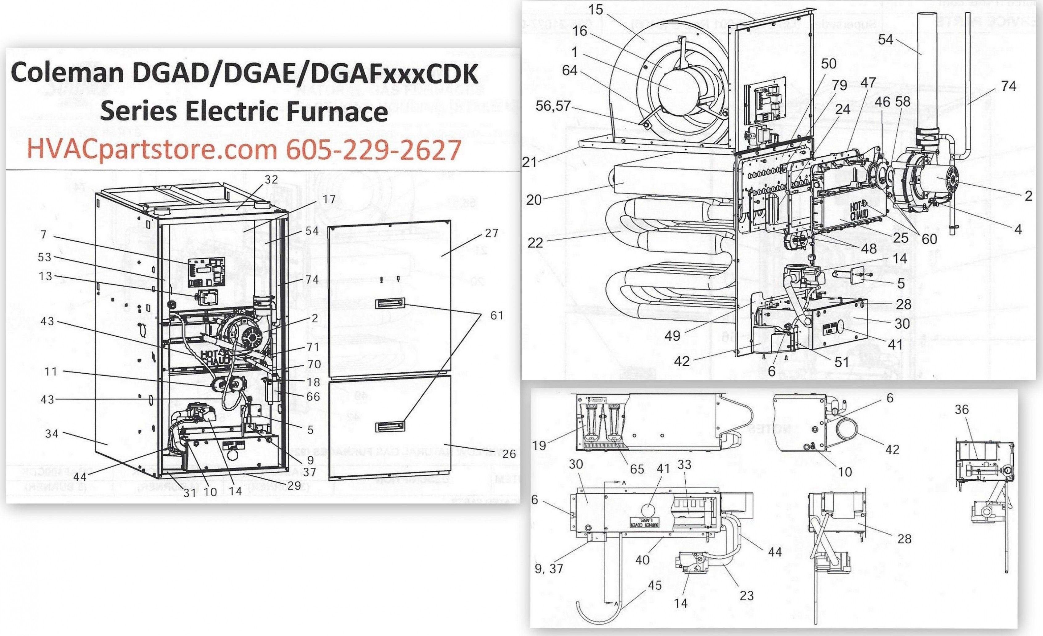 Unique Electric Furnace Blower Wiring Diagram diagram