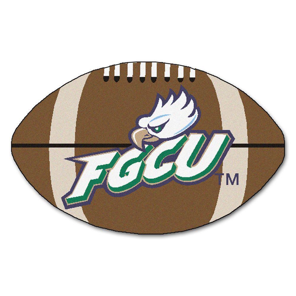 Fanmats Ncaa Florida Gulf Coast University Brown 2 Ft X 3 Ft