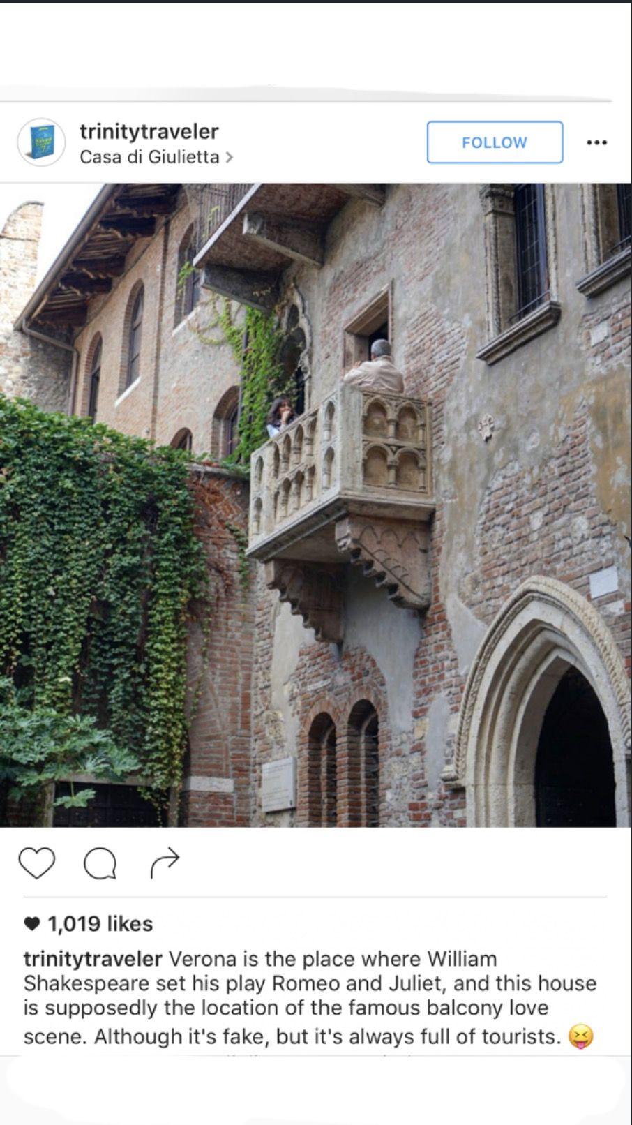 Verona casa de Julieta
