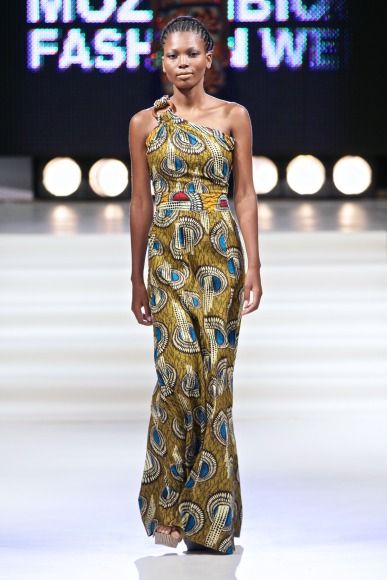 - Highlights from Mozambique Fashion Week 2012 ...