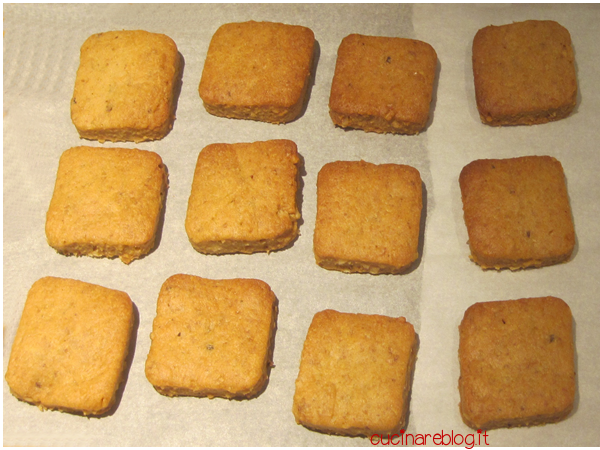 Biscotti integrali allolio extra vergine doliva - Cucinare Blog