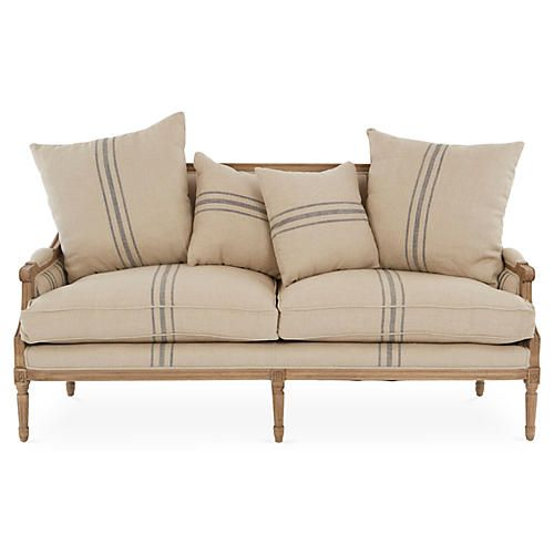Gorgeous Sofas And Settees At One Kings Lane Hundreds Of Exclusive Designer Picks Plus Easy Returns On Tufted Leather