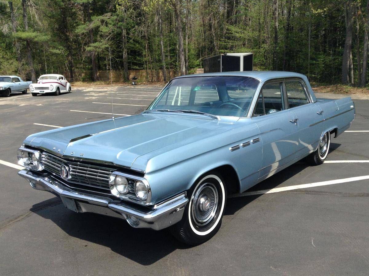 1964 Buick Lesabre Un Restored Orig Example Orig Paint For Sale 1741248 Buick Lesabre Buick Buick Cars