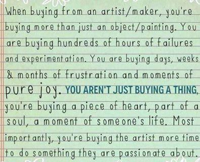 Artists and crafters
