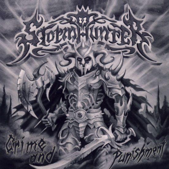Stormhunter (GER) - CRIME AND PUNISHMENT - Ripetitivo heavy/thrash [4]