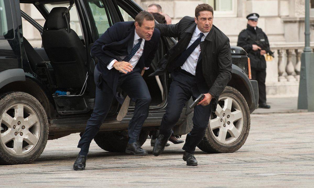 London Has Fallen Review Gerard Butler Bromance Brews As Big Ben
