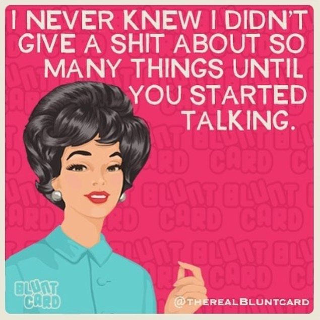 @therealbluntcard #bluntcard #iwastalking #idontcare #rude