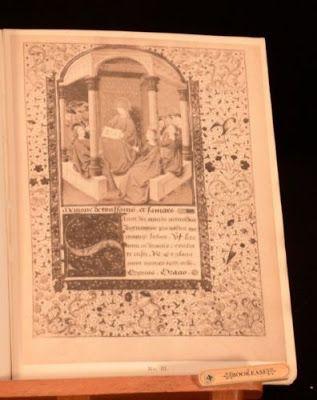 Medievale Manoscritti Provenienza: Un Dismembered Prayerbook dalla Collezione di Henry Yates Thompson