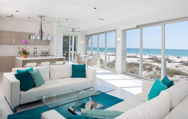 Teal Living Room Ideas Part 36