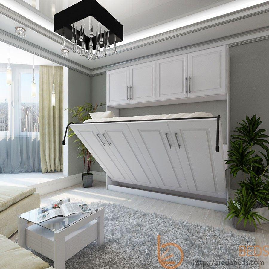 DIY Murphy Bed Design Ideas