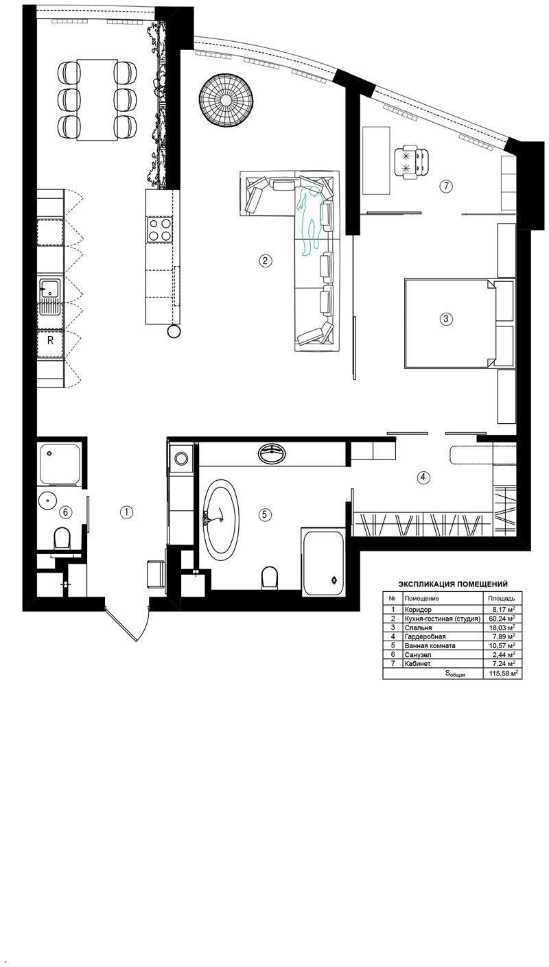 Loft Apartment 270715 23 Simple Ranch House Plans Garage House Plans Floor Plans