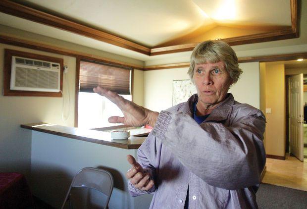 Phyllis Berg - Safe Harbor President Steps Down