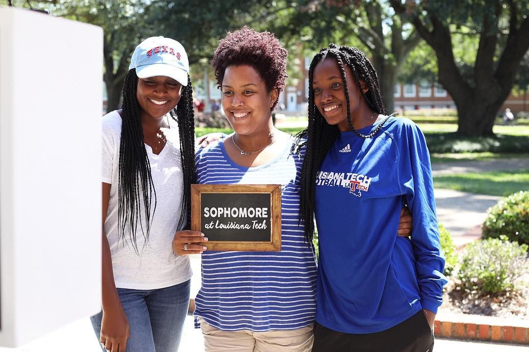 Louisiana Tech University oncampus event for students