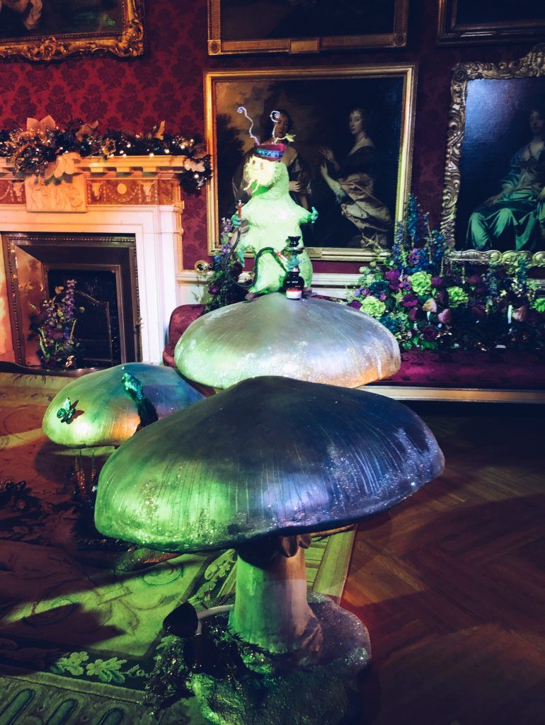 Christmas Fever Is Still In Full Swing Check Out The Beautiful Blenheim Palace Alice In Wonderland In 2020 Winter Adventure Blenheim Blenheim Palace