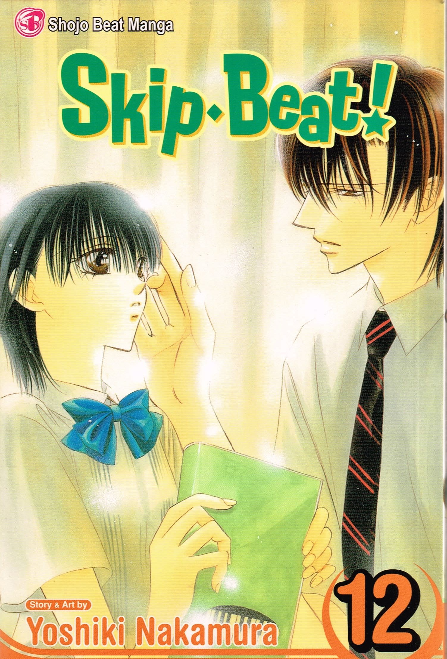 Skip Beat! vol 12 (2008) by Yoshiki Nakamura.  The Dark Moon acting crisis, and Kyoko tries counselling as Bo the chicken. Finished 27th Dec 2014, have read lots.