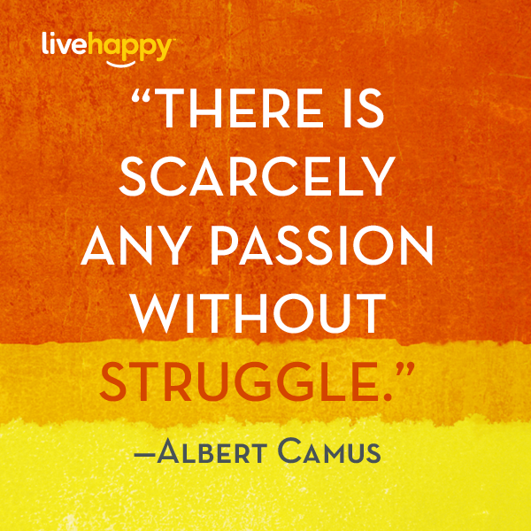 Live Happy Quote of the Day